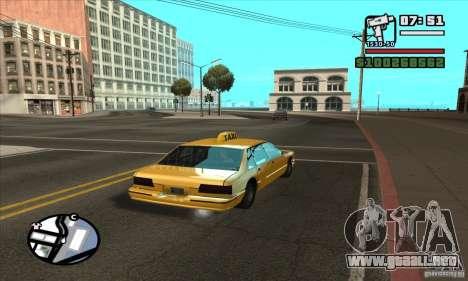 Enb Series HD v2 para GTA San Andreas séptima pantalla