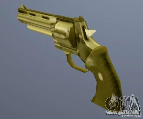 Gold Python para GTA Vice City segunda pantalla
