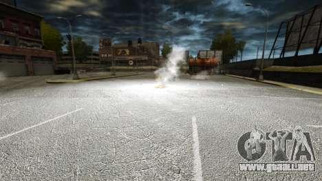 Cóctel Molotov cegadora para GTA 4