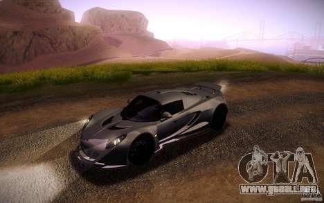 Hennessey Venom GT 2010 V1.0 para GTA San Andreas