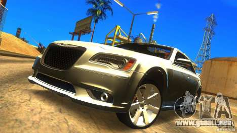 ENBSeries by Fallen para GTA San Andreas quinta pantalla