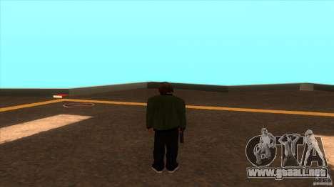 [HD]WMYST para GTA San Andreas quinta pantalla