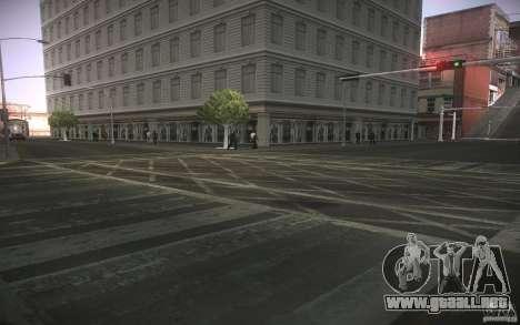 HD Road v 2.0 Final para GTA San Andreas sexta pantalla
