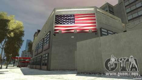 Remake police station para GTA 4 tercera pantalla