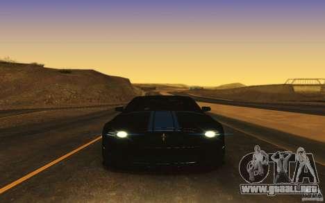 SA Illusion-S V2.0 para GTA San Andreas quinta pantalla