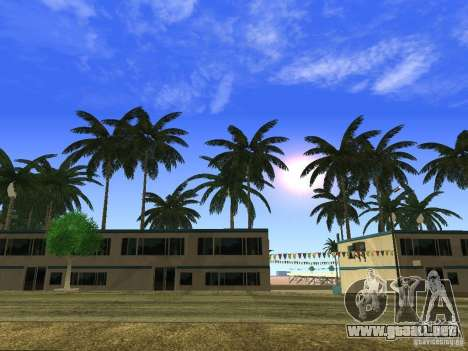 BM Timecyc v1.1 Real Sky para GTA San Andreas tercera pantalla