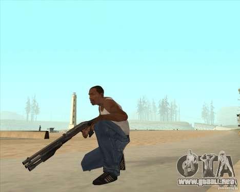 Benelli M3 Super 90 para GTA San Andreas