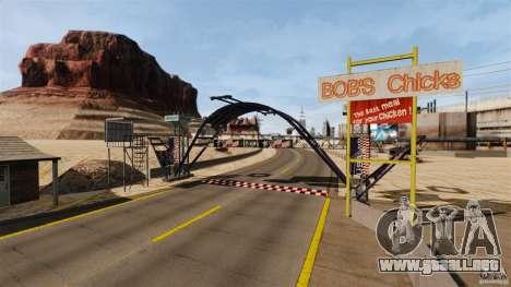 Ambush Canyon para GTA 4