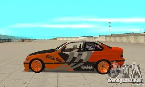 BMW Alpina B8 WideBody para GTA San Andreas left