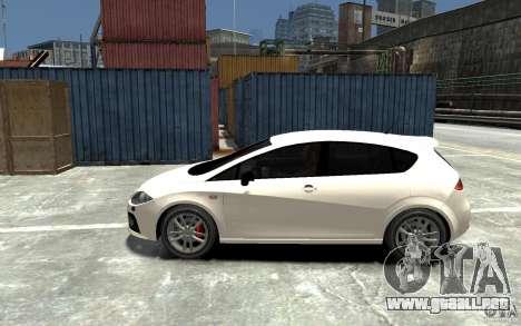 Seat Leon Cupra v.2 para GTA 4 left