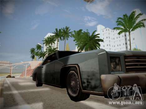 ENBSeries by Treavor V2 White edition para GTA San Andreas tercera pantalla