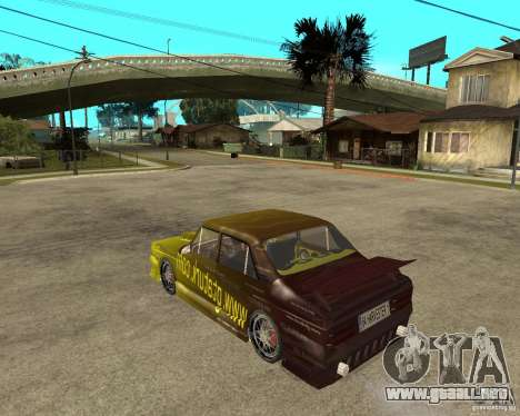 Anadol GtaTurk Drift Car para GTA San Andreas left
