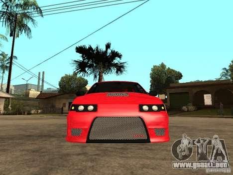 Lada 2112 GTS Sprut para la visión correcta GTA San Andreas