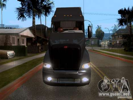 Peterbilt 389 para GTA San Andreas left