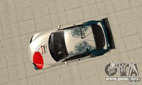 Mazda RX-8 NFS ProStreet para la visión correcta GTA San Andreas