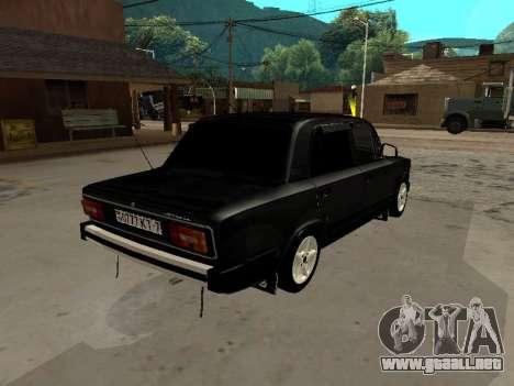 21065 VAZ v2.0 para la visión correcta GTA San Andreas