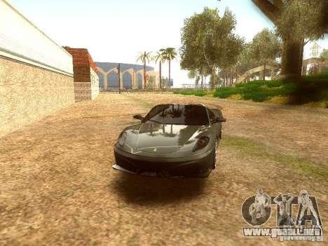 Nuevo Enb series 2011 para GTA San Andreas novena de pantalla