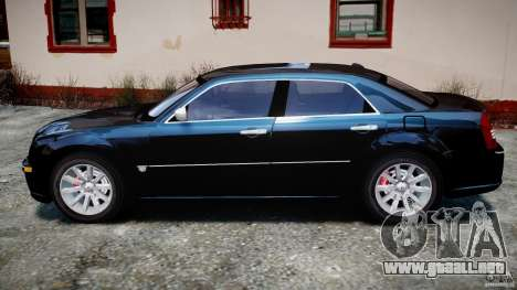 Chrysler 300C SRT8 Tuning para GTA 4 left