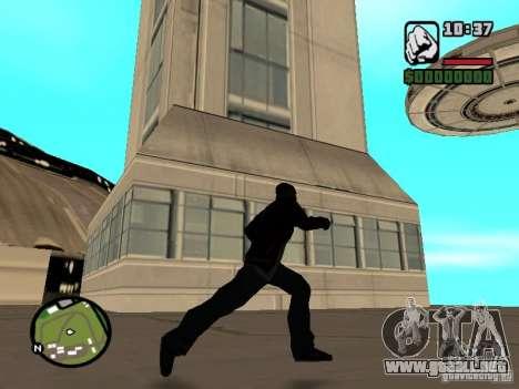 Casa a 4 cadetes del juego Star Wars para GTA San Andreas sexta pantalla