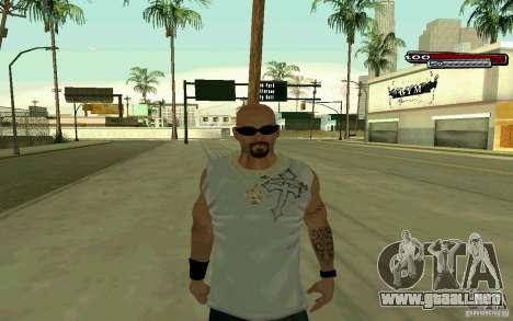 Mexican Drug Dealer para GTA San Andreas tercera pantalla