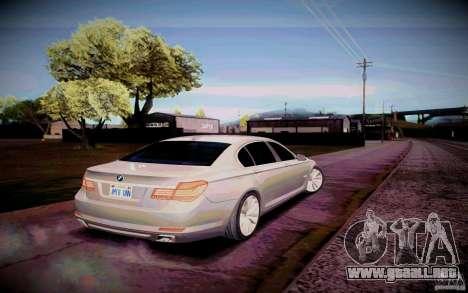 Sa_RaNgE posible v2.0 para GTA San Andreas sucesivamente de pantalla