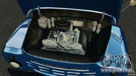 ZIL-431410 1986 v1.0 para GTA 4 vista interior