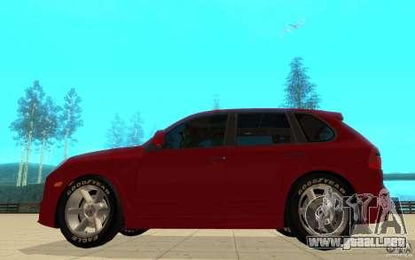 Wheel Mod Paket para GTA San Andreas sucesivamente de pantalla
