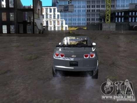 ENBSeries desde Rinzler para GTA San Andreas sucesivamente de pantalla