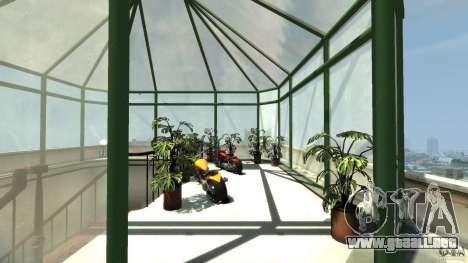 The Lost and Damned Bikes Lycan para GTA 4 visión correcta