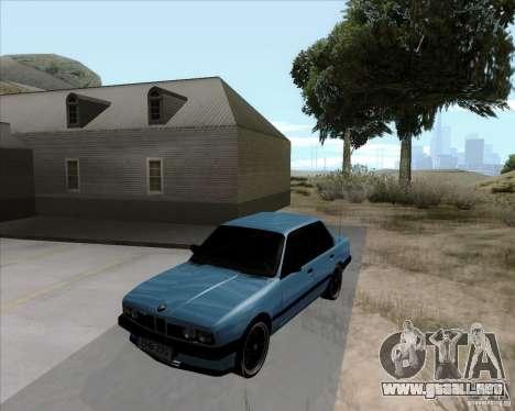 BMW M3 E30 323i street para GTA San Andreas