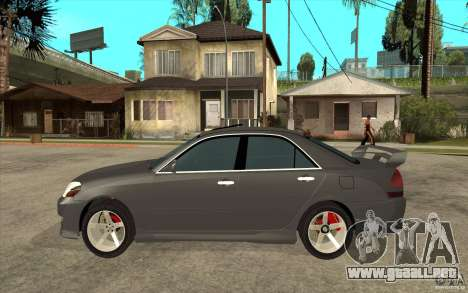 TOYOTA MARK II RY para GTA San Andreas left