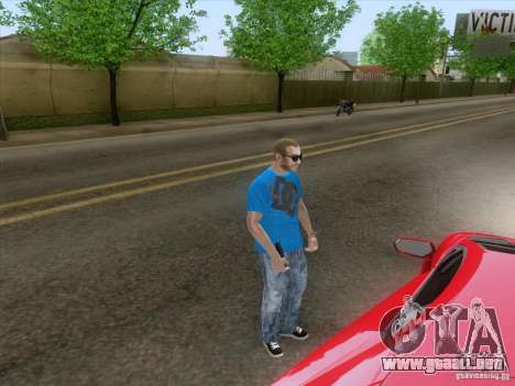 Alarme Mod v3.0 para GTA San Andreas tercera pantalla