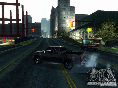 Chevrolet Colorado 2003 para la visión correcta GTA San Andreas