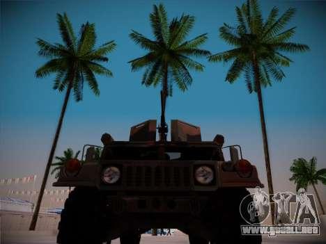 ENBSeries by Treavor V2 White edition para GTA San Andreas quinta pantalla