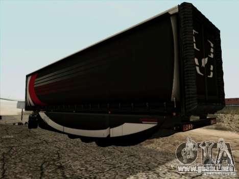 Aero Dynamic Trailer para GTA San Andreas left