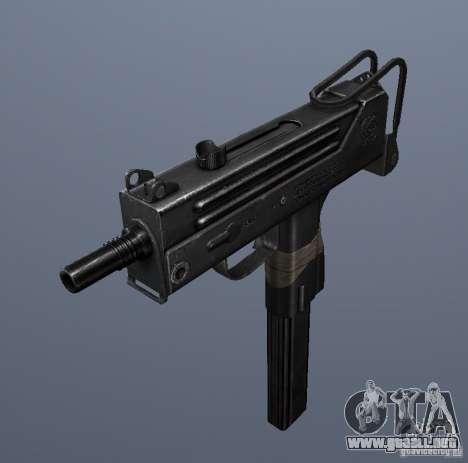 MAC10 para GTA San Andreas