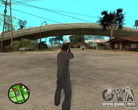 Crosman 31 para GTA San Andreas tercera pantalla