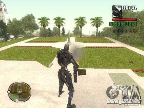 T-600 para GTA San Andreas tercera pantalla