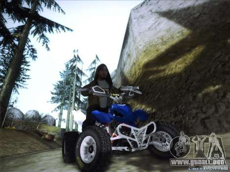Bike Pure para la visión correcta GTA San Andreas