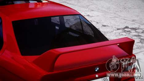 BMW 318i Light Tuning v1.1 para GTA 4