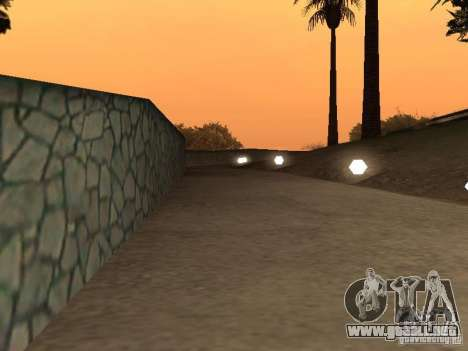 Miami House para GTA San Andreas tercera pantalla