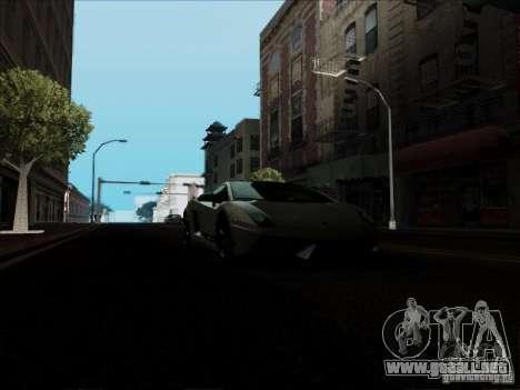 ENBSeries para GTA San Andreas sexta pantalla