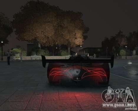 Mazda Furai para GTA 4 visión correcta