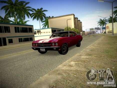 IG ENBSeries for low PC para GTA San Andreas