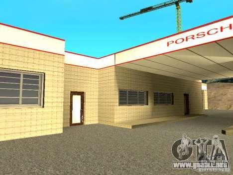 Garaje de Porsche para GTA San Andreas tercera pantalla