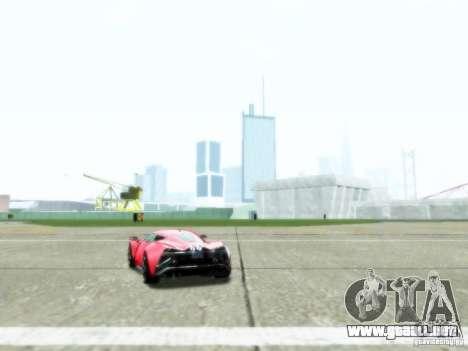 ENBSeries v1.3 para GTA San Andreas sexta pantalla