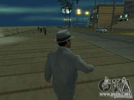 Vito Skalleta v1.5 para GTA San Andreas sucesivamente de pantalla