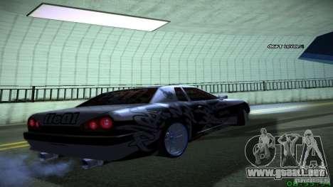 Elegy by LeM para la visión correcta GTA San Andreas