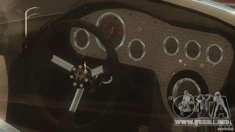 BMW E36 Daily para GTA San Andreas vista posterior izquierda
