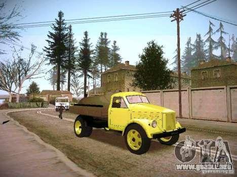 GAZ 51 Assinizator para GTA San Andreas